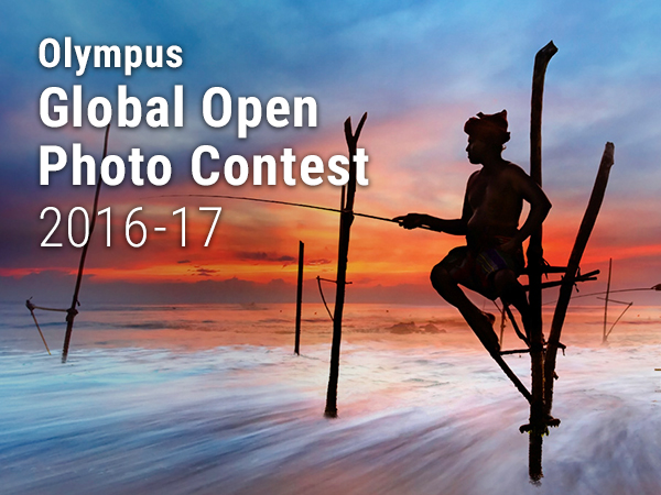 Olympus Global Open Photo Contest 2016-17